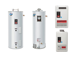 sacramento water heater